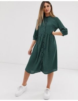 Jdy Geo Print Midi Dress by Jdy