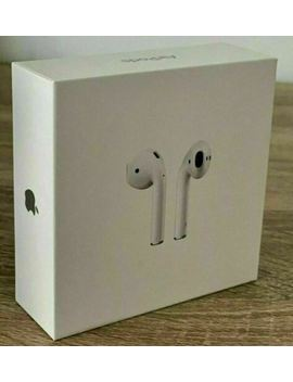 Apple Air Pods   White Mmef2 Am/A Genuine Airpod Ships Same Day As Purchase by Apple