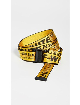 Classic Industrial Belt by Off White