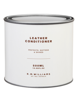 Rm Williams Leather Conditioner 500ml   Rrp 29.99 by Rmw