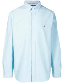 Logo Button Down Shirt by Ralph Lauren