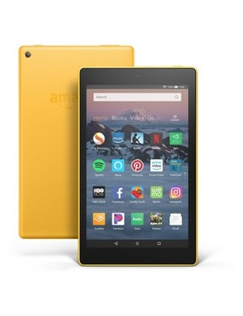 """Fire Hd 8 Tablet 8\"""" Hd Display (With Special Offers) by Amazon Fire"""