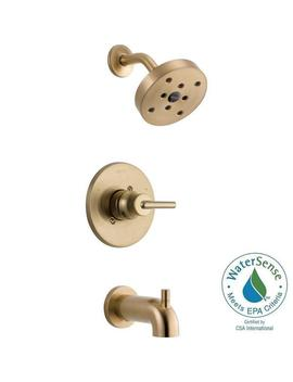 Delta Trinsic Monitor 14 Series H2 Okinetic Tub & Shower Trim T14459 by Delta Faucets