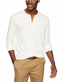 J.Crew Mercantile Men's Long Sleeve Henley Shirt by J.Crew Mercantile