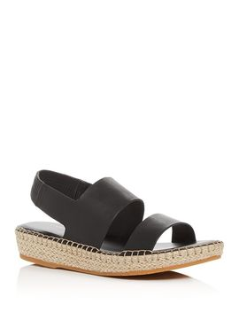 Women's Cloudfeel Slingback Platform Espadrille Sandals by Cole Haan