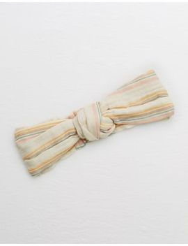 Aerie Knot Headscarf by American Eagle Outfitters
