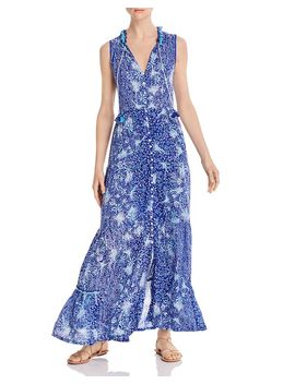 Clara Maxi Dress by Poupette St. Barth