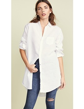 Mary Long Sleeve Button Down Shirt by Frank &Amp; Eileen