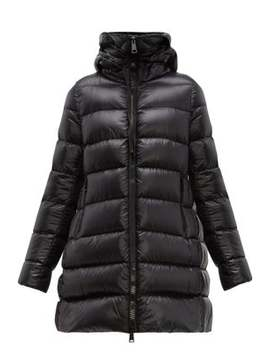 Suyen A Line Quilted Down Coat by Moncler