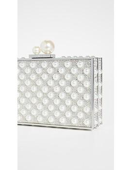 Clara Crystal Box Bag by Sophia Webster