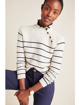 Scotch & Soda Striped Pullover by Scotch & Soda