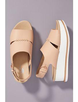Dr. Scholl's Platform Slingback Sandals by Dr. Scholl's