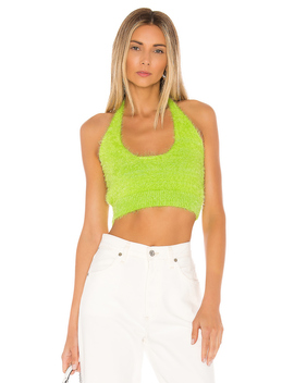 Kimber Knit Halter Top by Superdown