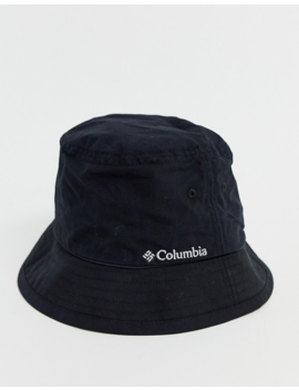 Columbia Pine Mountain Bucket Hat In Black by Columbia