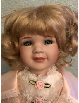 Victorian Porcelain Doll Dolls Collectible by Unbranded