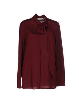 Tory Burch Solid Colour Shirts & Blouses   Shirts by Tory Burch
