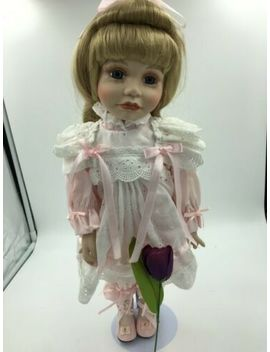 Heritage Hamilton Collection Heather Porcelain Doll by Ebay Seller