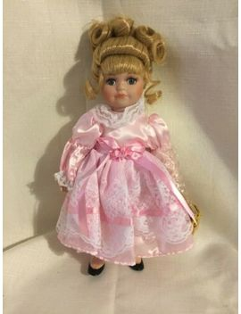 Royalton Collection Blond Porcelain Doll by Ebay Seller