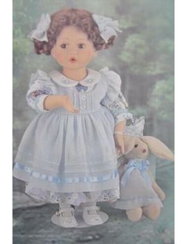 "Porcelain Blowing Kiss 15"" Doll Brand New Nib by Ebay Seller"