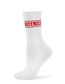 Collection Call Me Ribbed Socks by Saks Fifth Avenue