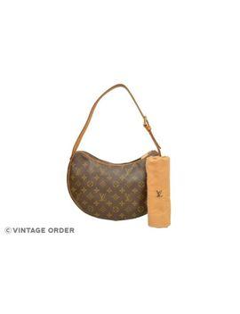 Louis Vuitton Monogram Croissant Mm Shoulder Bag M51512   F00473 by Louis Vuitton