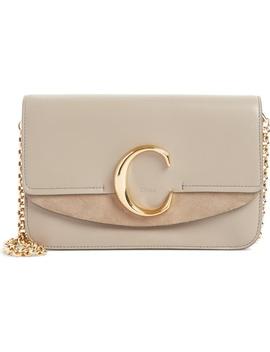 Mini Leather Shoulder Bag by ChloÉ