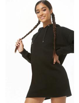 Sweatshirt Long à Capuche by Forever 21
