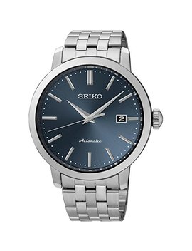 Seiko Men's Analogue Automatic Watch With Stainless Steel Bracelet   Srpa25 K1 by Seiko