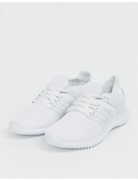 Loyalty And Faith Sneaker In White Marl by Sneakers