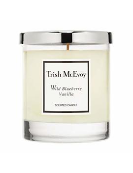 Trish Mcevoy Candle 7.25 Oz Wild Blueberry Vanilla Candle   Boxed by Trish Mc Evoy