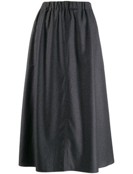Flared Suwon Skirt by Sofie D'hoore