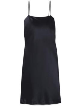 Coco Satin Midi Dress by Deveaux