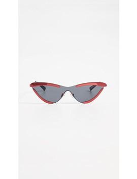 The Scandal Sunglasses by Le Specs X Adam Selman
