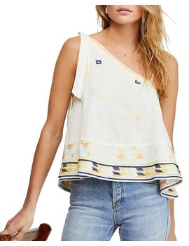 Bali Baby Embroidered Top by Free People