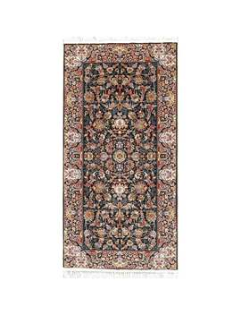 Gracewood Hollow Andruk Floral Wool Blend Area Rug by Gracewood Hollow