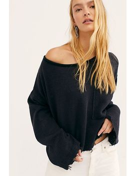 Prism Solid Sweater by Free People