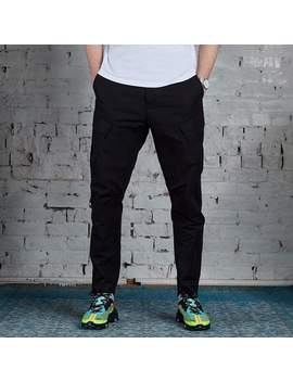 Stone Island Shadow Project Cargo Pant Black by Less 17