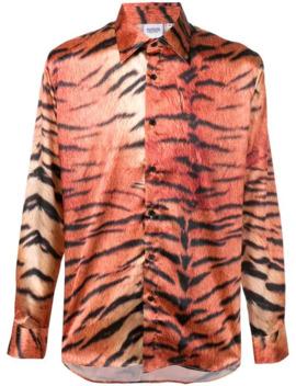 Tiger Print Shirt by Sss World Corp