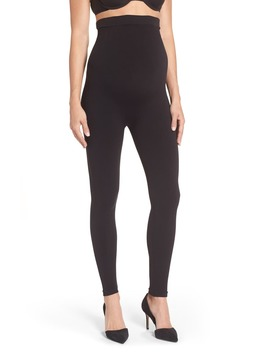 Mama Look At Me Now Seamless Maternity Leggings by Spanx®