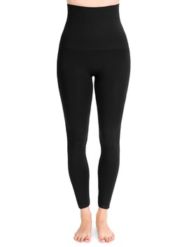 Mother Tucker® Compression Leggings by Belly Bandit®