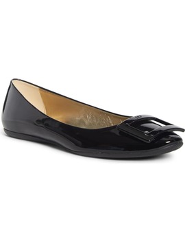 Gommette Buckle Ballet Flat by Roger Vivier