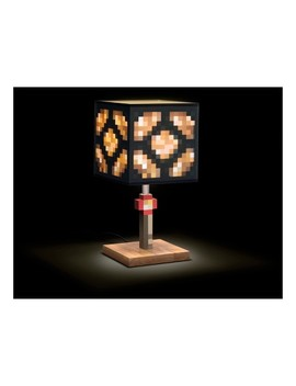 Minecraft Glowstone Lamp by Shop Collections