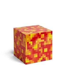 """Minecraft 6"""" Mood Light Brown by Minecraft"""