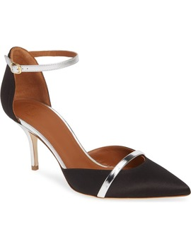 Booboo Ankle Strap Pump by Malone Souliers