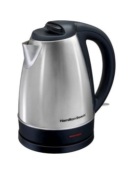 1.7 L Electric Kettle   Stainless Steel by Hamilton Beach