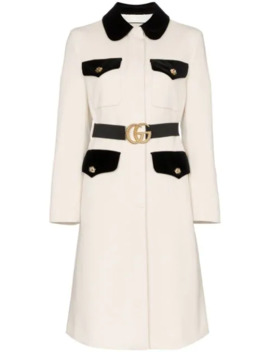 Gg Belted Waist by Gucci