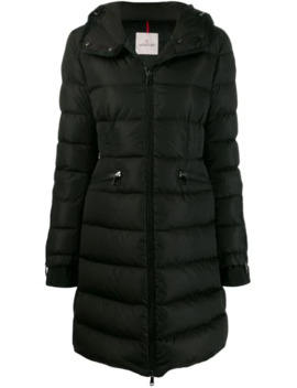 Betulong Long Puffer Coat by Moncler