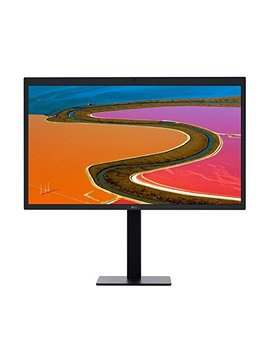 "Lg Ultra Fine 5 K Ips Led Monitor For Mac Book Pro, Black, 27"" (Renewed) by Amazon Renewed"