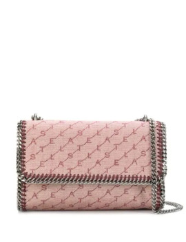 Falabella Monogram Crossbody Bag by Stella Mc Cartney