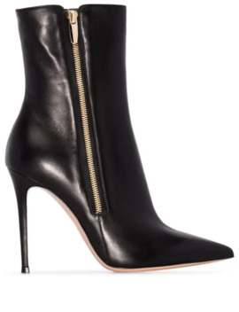 Grossi 105mm Ankle Boots by Gianvito Rossi